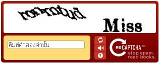 reCAPTCHA Theme